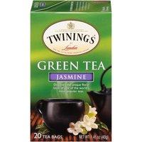 Light flavor strength. 20 Individually wrapped tea bags. 1.41 oz.