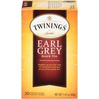 Twinings of London Classics Earl Grey Tea, 1.41 Ounce