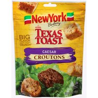 New York The Original Texas Toast Caesar Croutons, 5 Ounce