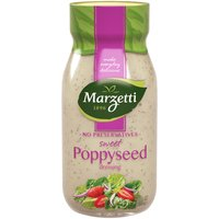 Marzetti Sweet Poppyseed Dressing, 13 Fluid ounce