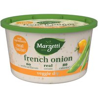 Marzetti French Onion Vegetable Dip, 14 Ounce