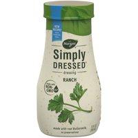 Marzetti Simply Dressed Ranch Salad Dressing, 12 Fluid ounce