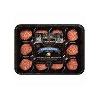 Carando Carando Abruzzese Italian Pork Meatballs, 1 Pound