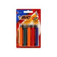 Bic Lighters, 5 Each