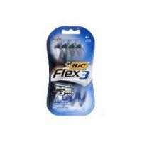 Bic Flex 3 Shavers, 4 Each