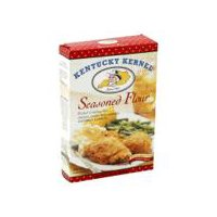 Kentucky Kernel Flour - Seasoned, 10 Ounce