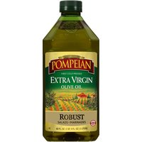 Pompeian Robust Imported Extra Virgin Olive Oil, 68 Fluid ounce