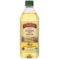Pompeian Pompeian Imported Classic Pure Mild Olive Oil, 24 Fluid ounce
