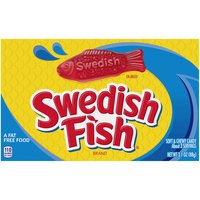 Swedish Fish Soft & Chewy Candy, 3.1 Ounce