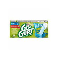 The first-ever yogurt in a tube, GO-GURT Portable Lowfat Yogurt makes on-the-go snacking slurpably fun. Gluten Free; Kosher Dairy; Good Source of Vitamin D and Calcium
