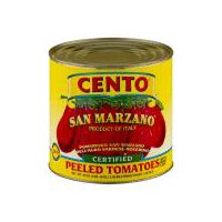 Cento Peeled Tomatoes, 90 Ounce