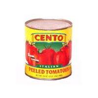 Cento Tomatoes - Peeled With Basil Leaf Italian, 35 Ounce
