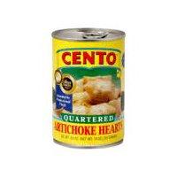 Cento Artichoke Hearts - Quartered, 14 Ounce