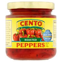 Cento Roasted Peppers, 7 Ounce