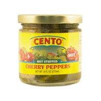 Cento Hot Peppers - Stuffed, 7.5 Fluid ounce