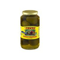 Cento Cheese Peppers, 32 Fluid ounce