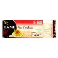 Ka-Me Ka-Me Wasabi Rice Crunch Crackers, 3.5 Ounce