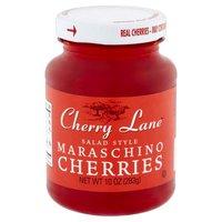 Cherry Lane Maraschino Cherries Salad Style, 10 Ounce