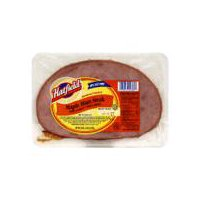 Hatfield Hatfield Hardwood Smoked Maple Ham Steak, 8 Ounce
