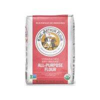 King Arthur Flour 100% Organic All-Purpose Select Artisan Flour, 2 Pound