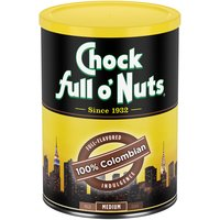 Chock Full O' Nuts Chock Full O' Nuts Colombian Coffee, 10.3 Ounce