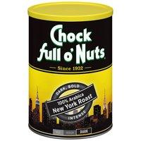Chock Full O' Nuts Chock Full O' Nuts Coffee - 100% Arabica New York Roast, 10.5 Ounce