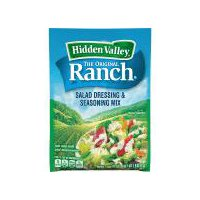 Gluten Free. Add a flavorful twist to meat, side dishes, salads and more with Hidden Valley Original Ranch Seasoning & Salad Dressing Mix.