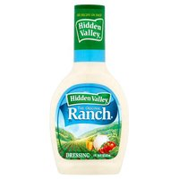 Hidden Valley Original Ranch Salad Dressing & Topping, 16 Ounce