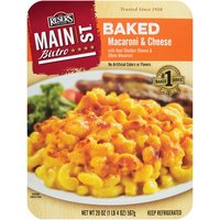 Reser's Mac & Cheese - Baked, 20 Ounce