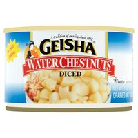 Geisha Water Chestnuts, 8 Ounce