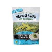 Harvest Snaps Wasabi Ranch Snapea Crisps, 3.3 Ounce