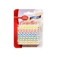 Betty Crocker Candles - Confetti, 20 Each