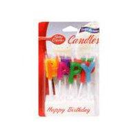 Betty Crocker Happy Birthday Candles, 13 Each