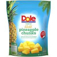 Dole Dole Tropical Gold Pineapple Chunks, 32 Ounce