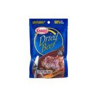 Knauss Beef - Dried, 3 Ounce