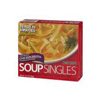 Tabatchnick Tabatchnick New York Style Chicken Broth Soup Singles - Kosher, 10.5 Ounce