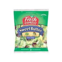 Fresh Express Baby Butter & Red Leaf Lettuce Mix, 6 Ounce
