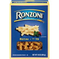 Ronzoni Rotini, 454 Gram