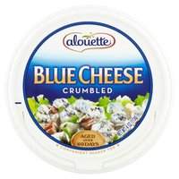 Alouette Alouette Crumbled Blue Cheese, 4 Ounce