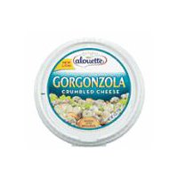 Alouette Alouette Cheese - Crumbled Gorgonzola, 4 Ounce