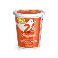 Friendship Dairies Friendship Dairies 2% Pot Style Cottage Cheese, 16 Ounce