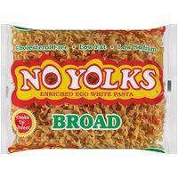 No Yolks Broad Noodles, 12 Ounce