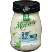 Marie's Chunky Blue Cheese Dressing, 12 Fluid ounce