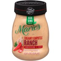 Marie's Dressing - Creamy Chipotle Ranch, 12 Fluid ounce