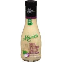 Marie's White Balsamic Shallot Vinaigrette, 11.5 Fluid ounce