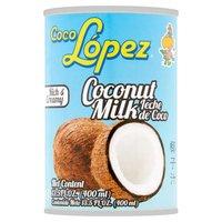 Coco Lopez Coconut Milk, 13.5 Fluid ounce