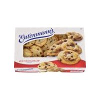 Entenmann's Milk Chocolate Chip Cookies, 12 oz, 12 Ounce
