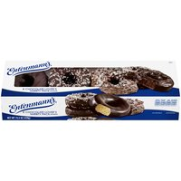 Entenmann's Entenmann's Chocolate Lovers Variety Pack Donuts 8 ct, 15.5 Ounce