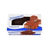 Entenmann's Entenmann's Chocolate Loaf Cake, 11.5 oz, 11.5 Ounce
