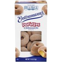 Entenmann's Entenmann's Cinnamon Donuts Pop'ettes, 11 oz, 11 Ounce